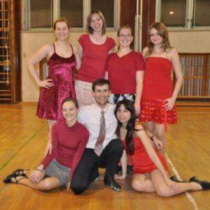 Výsledky celoroční taneční hry